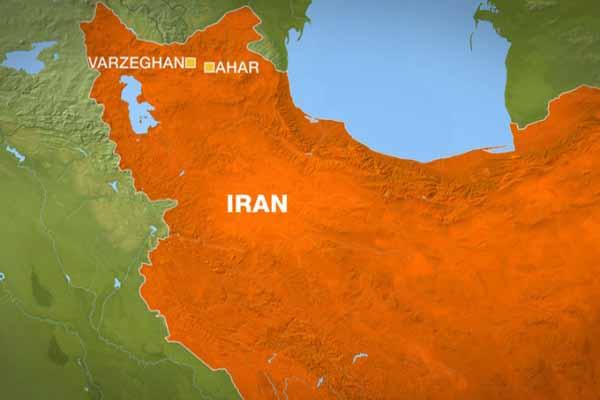 Strong quake strikes to Iran