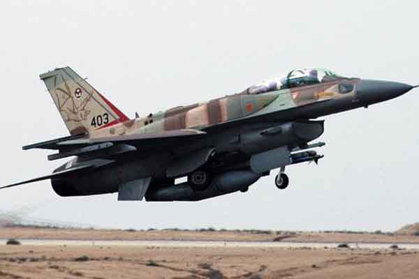 Israel has conducted an airstrike in Syria