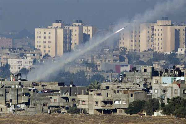 Israeli forces enters West Bank and Gaza