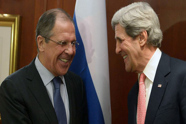 US and Russia clash over resolution on Syria