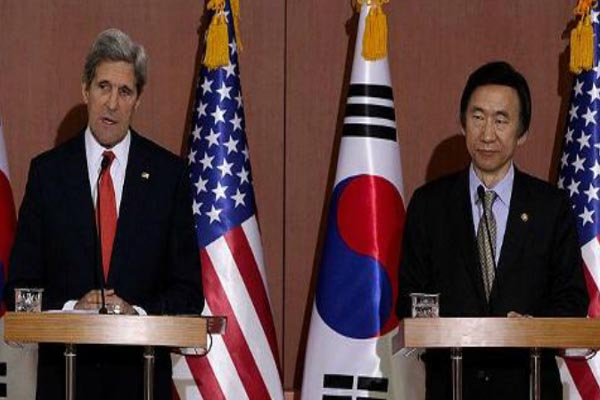 John Kerry says North Korea cannot be nuclear power