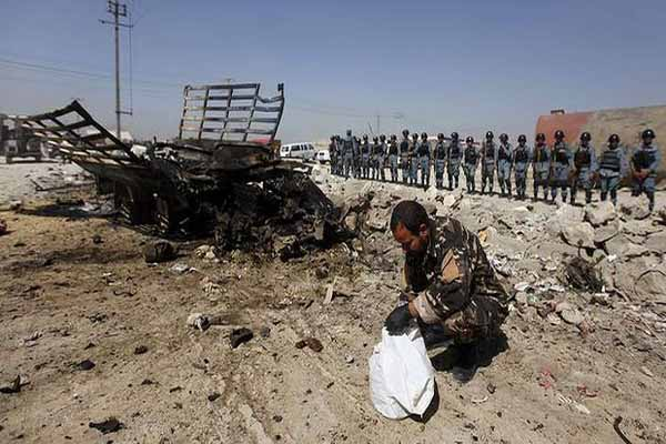 Blast kills 8 in Afghanistan