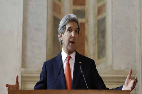 John Kerry to make first trip to Egypt since Morsi's ouster