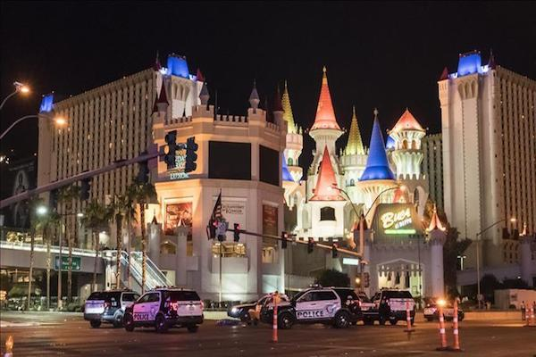 Las Vegas death toll climbs to 59 in US mass shooting