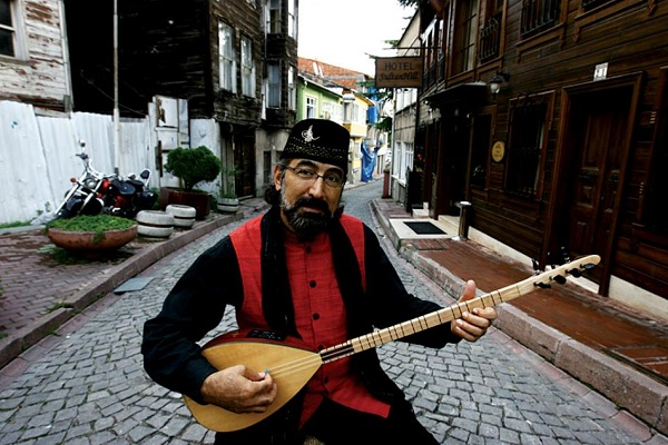 Latif Bolat Concert  Sufi Healing Sounds of the Wandering Dervishes