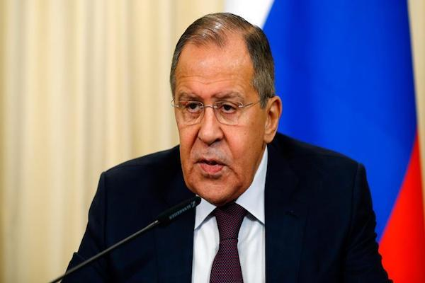 Russia supports sovereignty of Lebanon