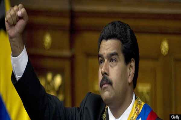 Venezuelan Government Condemns Obama Comments