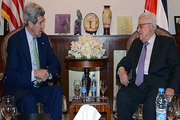 Mahmoud Abbas to hold talks with John Kerry in İstanbul