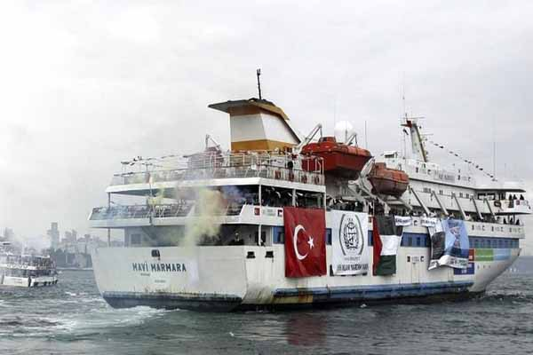 Turkish, Israeli officials to meet again for flotilla compensation tomorrow