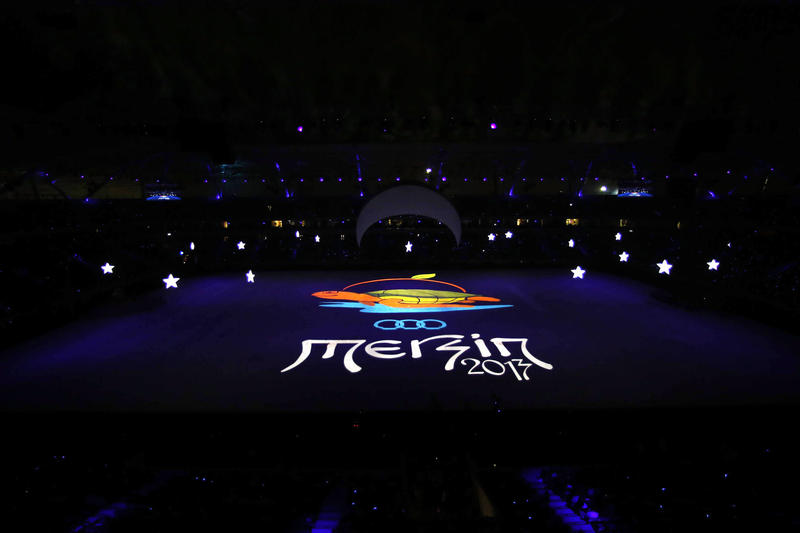 Italy leads 2013 Mediterranean Games