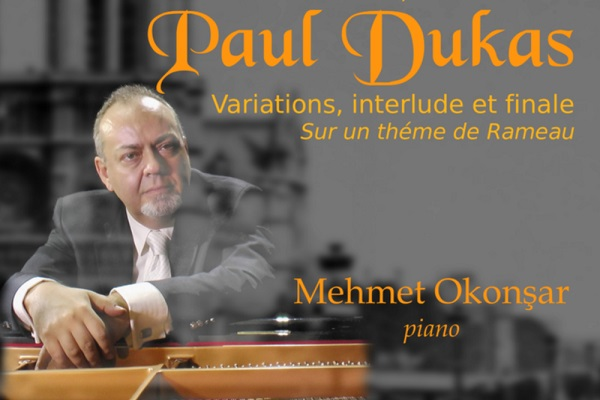 Cesar Franck And Paul Dukas With Their Piano Works