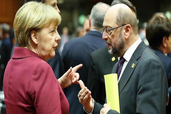 Merkel stop to Turkey's EU membership talks