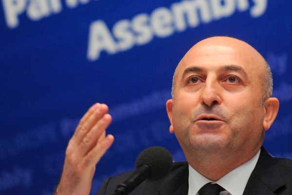 Çavuşoğlu, Unfortunately, Cyprus reunification talks have failed