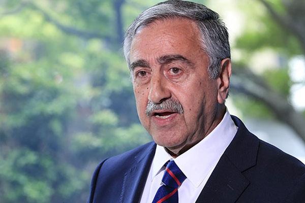 Cyprus President Akıncı receives Italian Ambassador to Nicosia