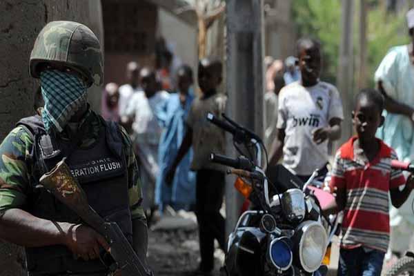 Nigeria army imposes curfew in Maiduguri