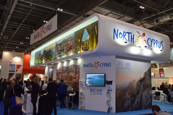 TRNC represented at the World Travel Market 2017 Tourism Fair