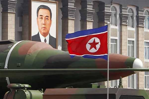 North Korea condemns US ballistic missile test