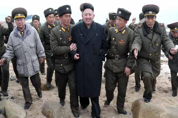 North Korea proposes talks with South Korea