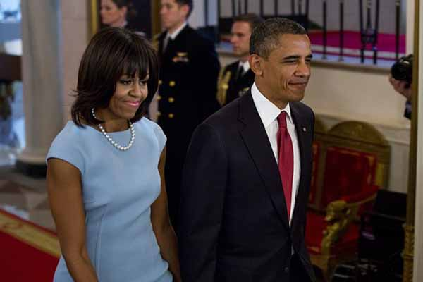 Obamas pay $112,214 in federal taxes