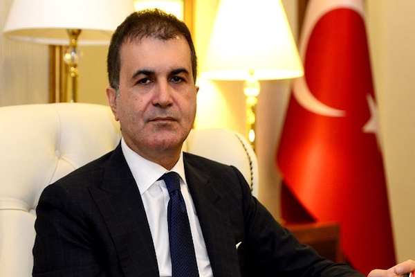 Turkish EU Minister Çelik, Cyprus Talks cannot remain in uncertainty forever