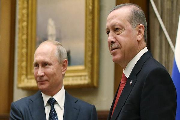 Presidents of Russia and Turkey to discuss US move on Jerusalem