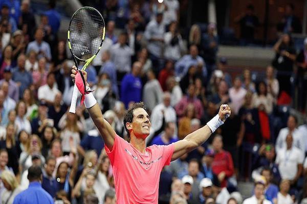 Tennis latest Rafael Nadal wins US Open