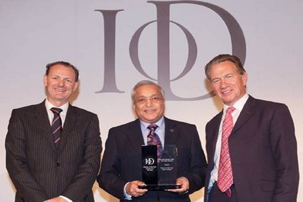 IOD's Director of the Year Award 2013