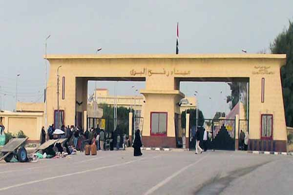 Egypt closes Rafah crossing with Gaza
