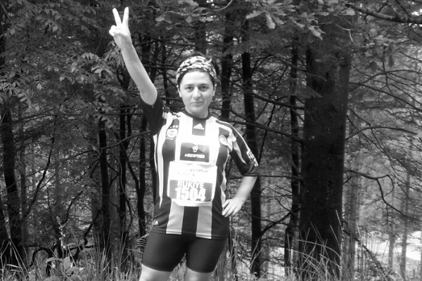 Mother of two children running her first ultra marathon for children