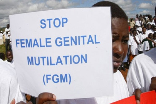 Enfield says no to mutilation