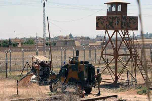 1 killed in armed clash on Turkey-Syria border