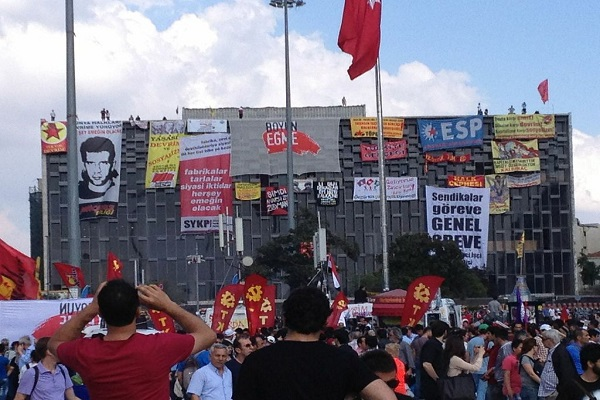 The Battle beyond Gezi Park and the Lifting of the Veil of Ignorance