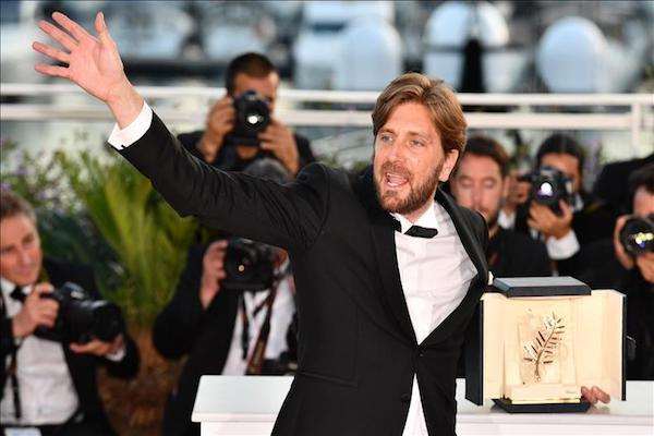The Square wins Palme d'Or at the Cannes Film Festival