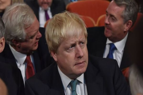 Johnson, Davis and Fox push agenda on three continents for Brexit