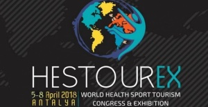 Hestourex Second World Health Sport Tourism Congress & Exhibition in Antalya