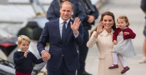 Duchess of Cambridge gives birth to boy
