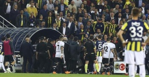 Postponed Istanbul derby to continue...