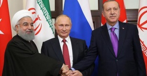 Turkey, Iran, Russia are going to discuss...