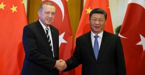 Turkish, Chinese presidents discuss Syria...