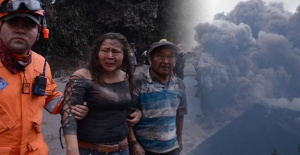 Death toll rises to 99 in Guatemala volcanic...