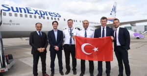 SunExpress launches the first of four...