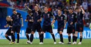 Croatia advance to World Cup final...