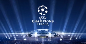 UEFA Champions Leagues group stage...