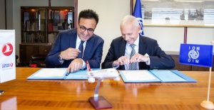 Turkish Airlines, IOM sign long-term...