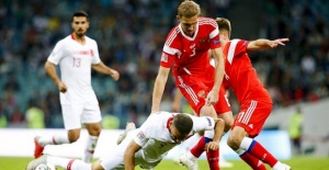 Russia beat Turkey 2-0 in UEFA Nations League