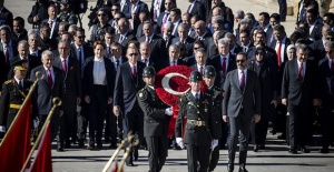 Turkey marks 95th anniversary of Republic...