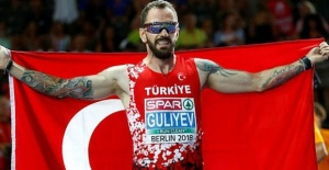 Turkey's Guliyev shortlisted for male athlete of year