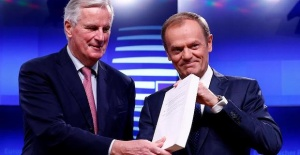 EU leaders to gather for Brexit summit on Nov. 25