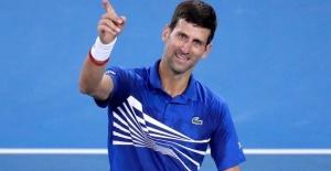 Djokovic wins 2019 Australian Open