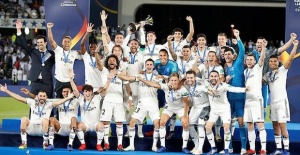 Real Madrid become world football#039;s...